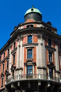 Munich Architecture after PhotoShop