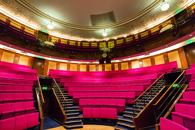 Royal Institution Lecture Theatre - home of the Christmas lectures