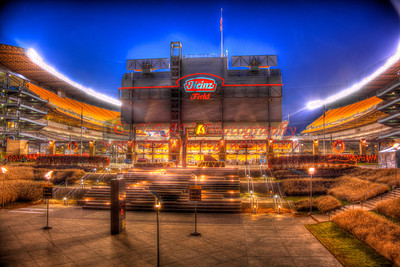 "Heinz Field ""Home of the Steelers"" 8813"
