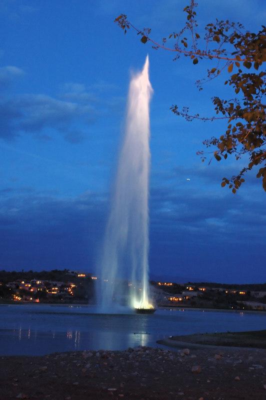 The Fountain At Fountain Hills, AZ