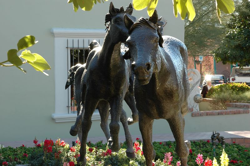 The Yearlings, Old Town Scottsdale, AZ - Sigma 18-125