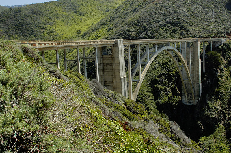 Bixby Creek Bridge, CA (Sigma 24-70)