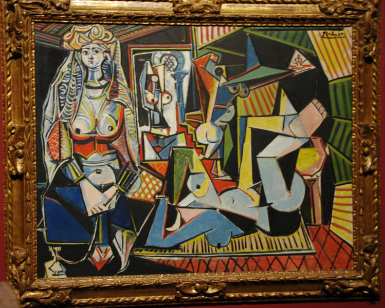 Picasso Louvre Collection