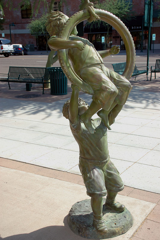 Main Steet, Mesa, AZ