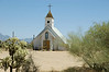 Little Church In The Desert - Superstition Mts. AZ