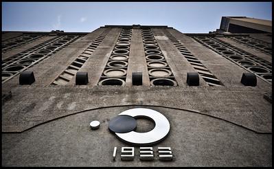 1933 Building, Shanghai, China.