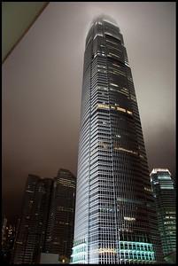 IFC Building, Central, Hong Kong.