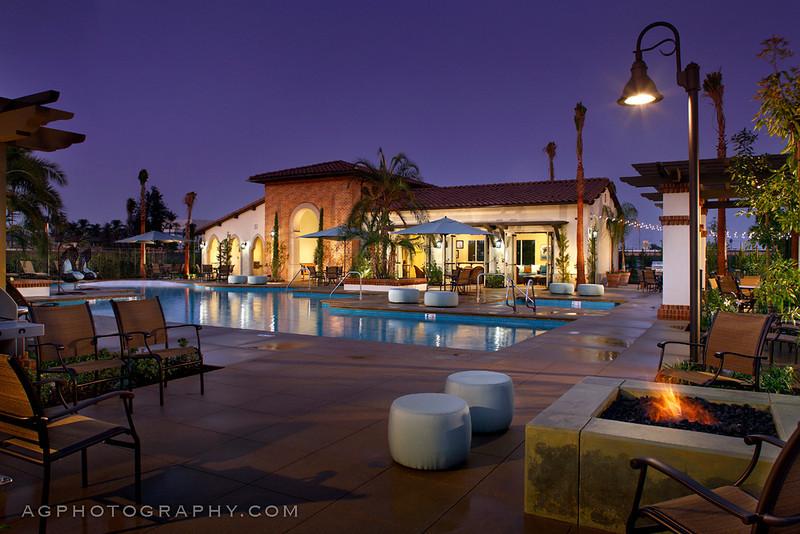 The Poolhouse at Colony Park, Anaheim, Ca, 10/19/11.