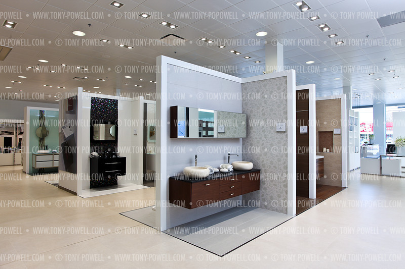 Porcelanosa Maryland Showroom Opening, Interiors, And Exteriors. November 17