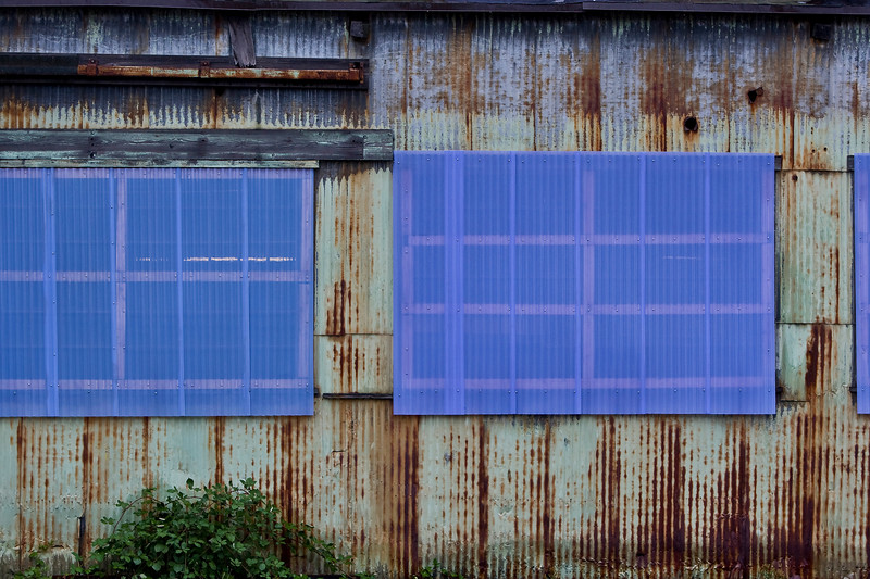 weathered Facade 2