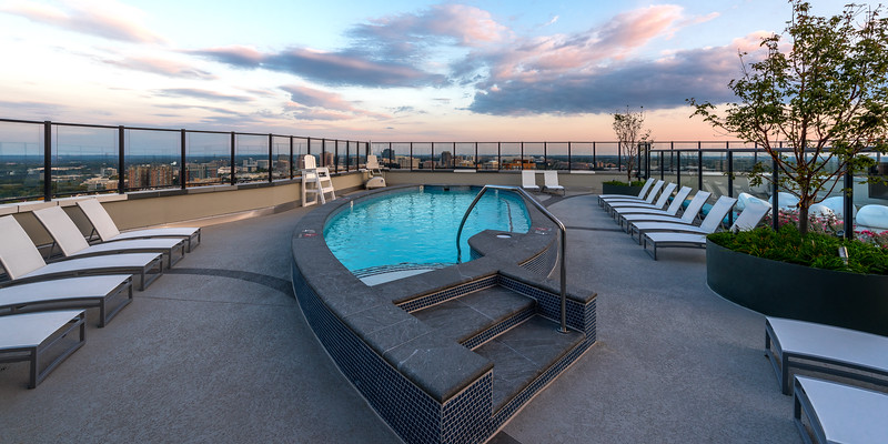 Adaire Rooftop Amenities