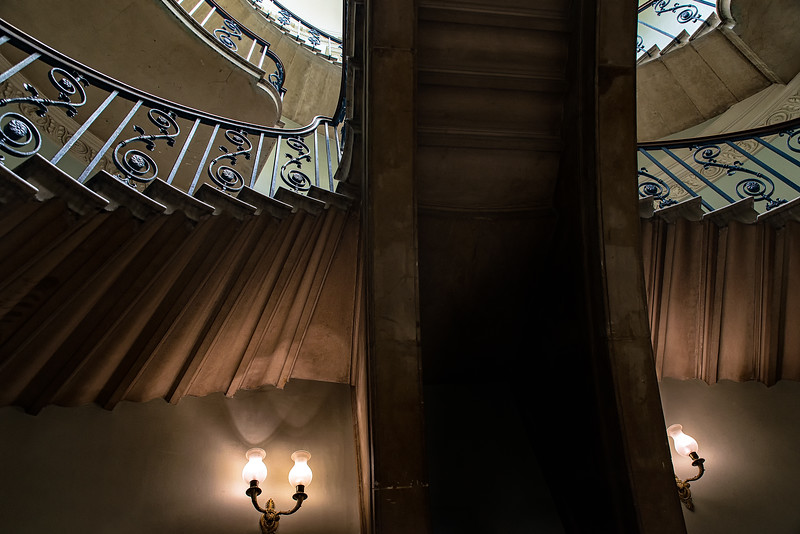 Nelson's Stair Underbelly
