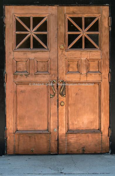 2012 Portland, OR  - Doors I <br /> Architecture & More, Peter Schütte Workshop