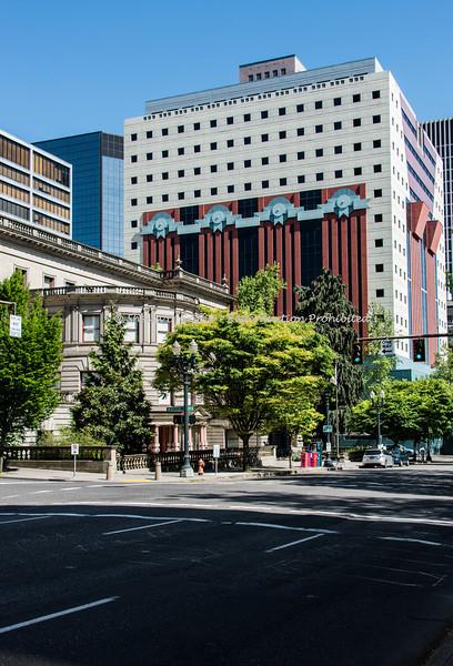 2012 Portland, OR  - City Hall, Architecture & More, Peter Schütte Workshop