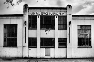 Municipal Sewage Pumping Plant  | Sigma 18-50mm f/2.8 EX DC