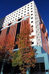 Portland Building Sigma 18-50mm f/2.8 EX DC