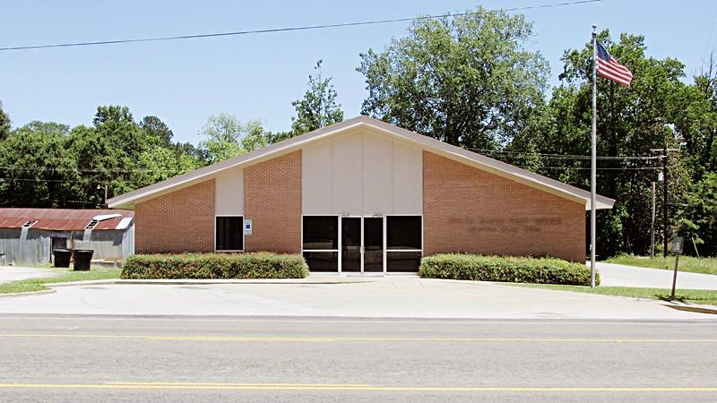 U. S. Post Office, 75966
