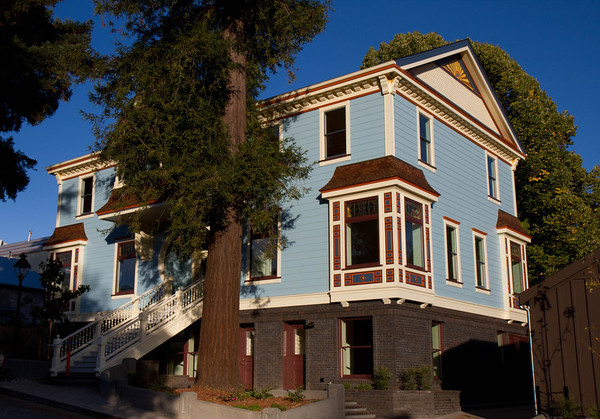 The Powell House, Nevada City, CA  est. 1855