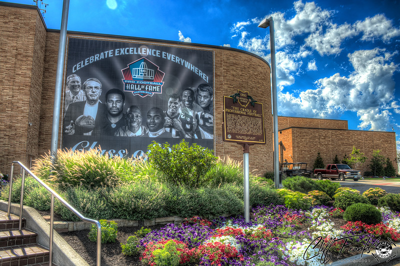 Football Hall of Fame Canton, Ohio