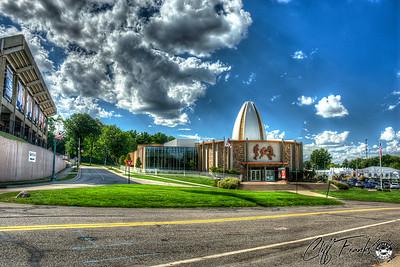 Football Hall of Fame Canton, Ohio