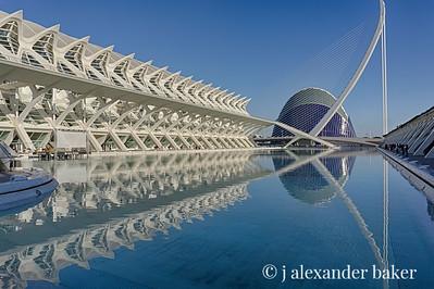 Ciutat de les Arts i les Ciències Valencia 3