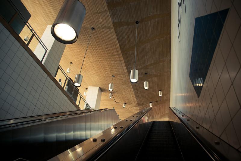 Bayview Station, Toronto.