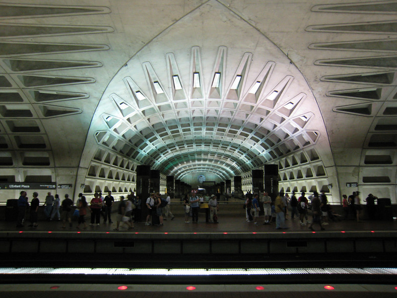 Washington, D.C. Metro.