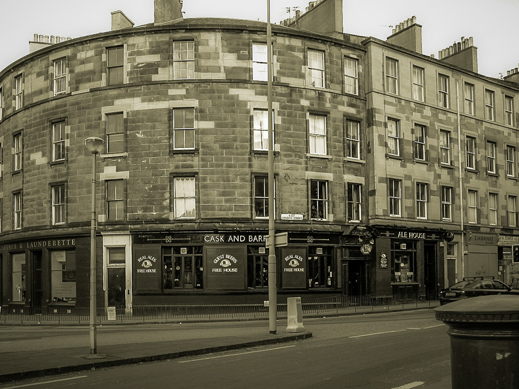 Cask & Barrel, Edinburgh