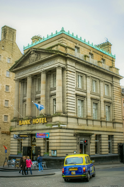 Bank Hotel, Edinburgh