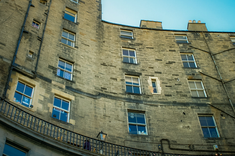 Castle Bar, Victoria St, Edinburgh