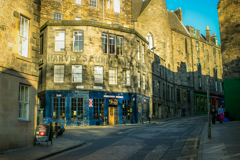 Oz Bar, Edinburgh