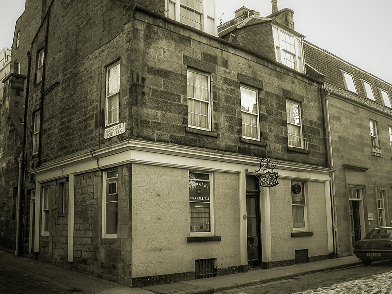 The Oxford Bar, Edinburgh