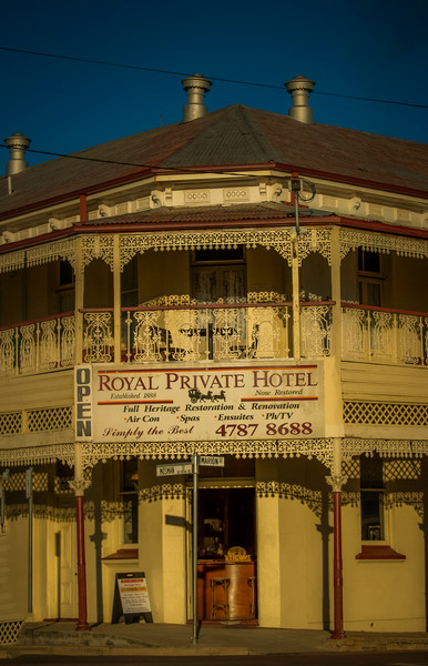 Charters Towers, QLD, Australia