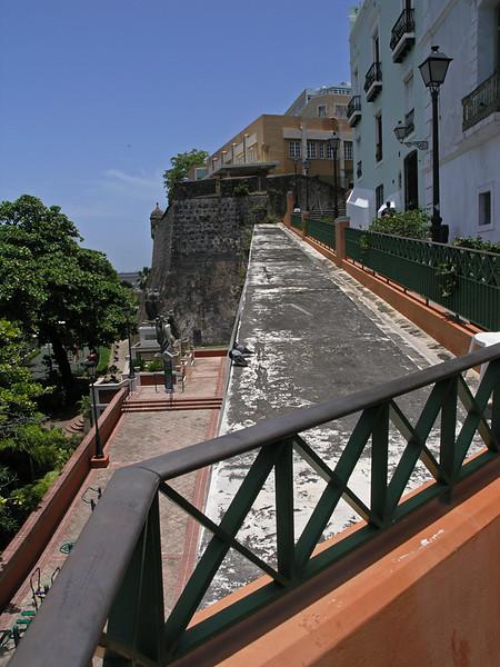 Old San Juan Walls