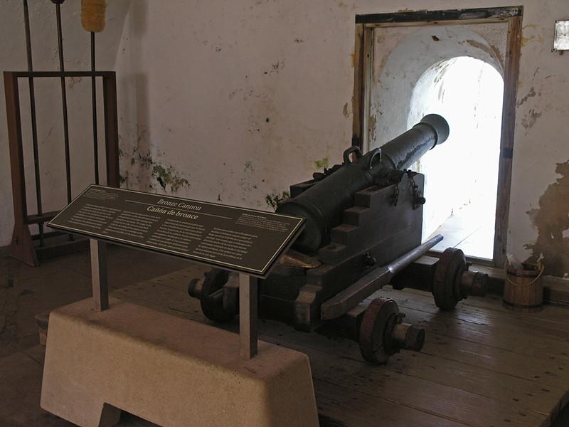 Bronze Canon