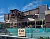 Queensgate Mall part-demolition, Lower Hutt, 13 December 2017