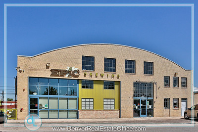 RINO District and Blake Street Area Businesses Denver