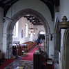 From the chancel, looking into the nave.