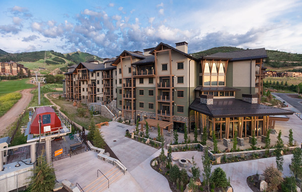 Wyndham Park City Resort June 2015