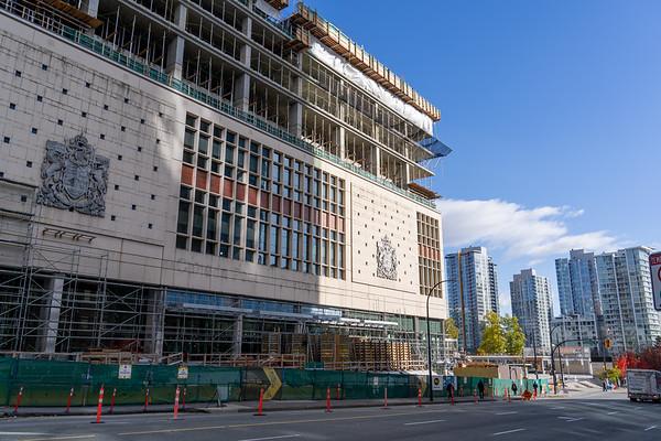 Recent Vancouver Buildings