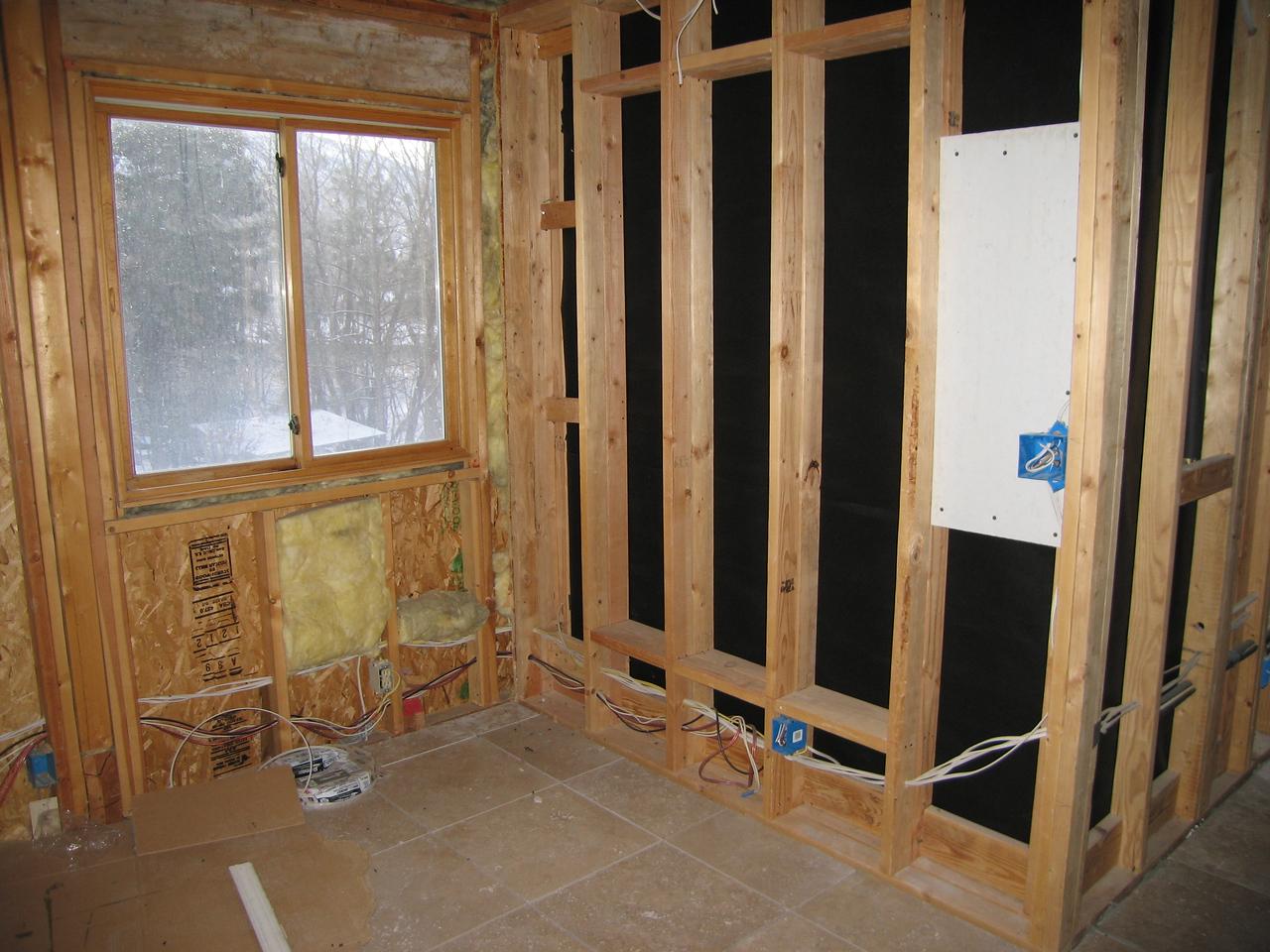 Loft sitting room