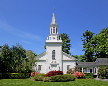 Brookville Reformed Church.