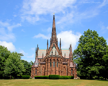 The Cathedral Of The Incarnation in Garden City,NY.