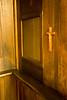 Confessional at St. Joseph's Catholic Church, Somerset, Ohio