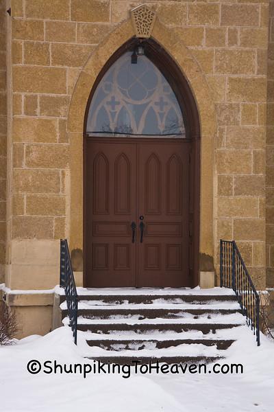 St. John's Ev. Lutheran Church, Mazomanie, Wisconsin