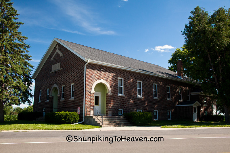 Hall of St. Joseph's Congregation, East Bristol, Wisconsin