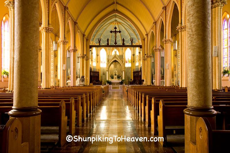 Church of Ste. Genevieve, Ste. Genevieve County, Missouri