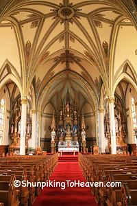 Saints Peter and Paul Catholic Church, 1906, Petersburg, Iowa