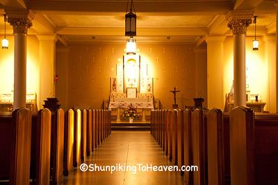 St. Thérèse Chapel, Holy Hill, Washington County, Wisconsin