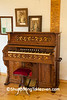 Pump Organ, The Island Church, Jefferson County, Wisconsin